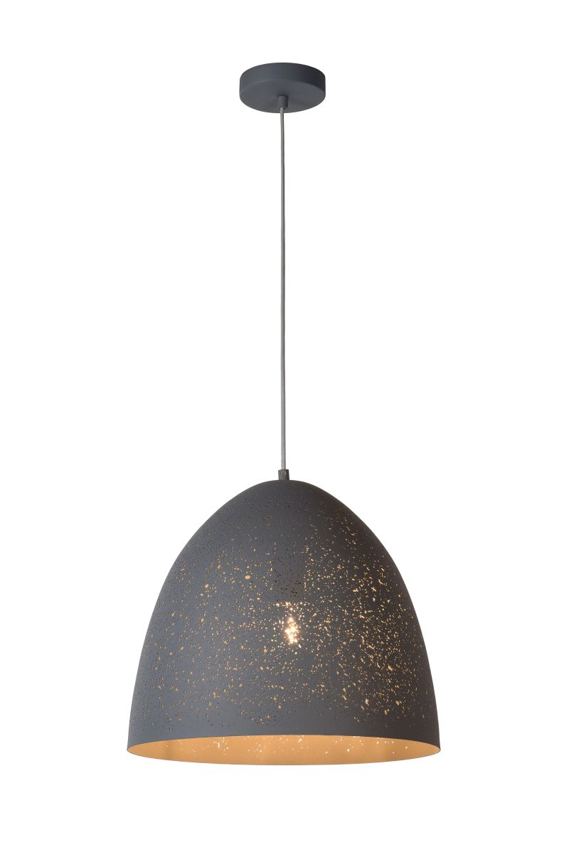 ETERNAL Pendant E27 D40cm Black