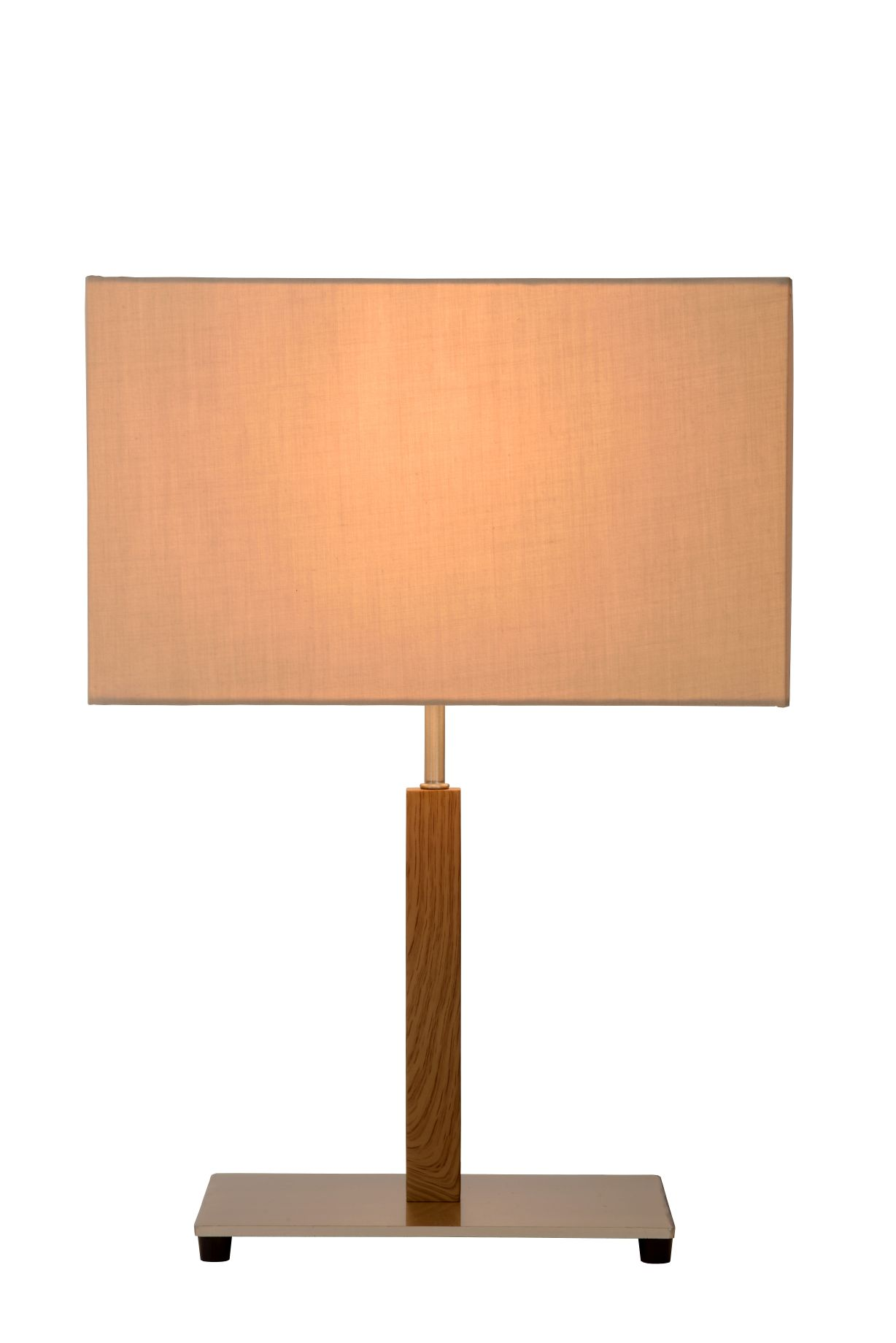 FESTA Table lamp E27 L32 W20 H42 Taupe