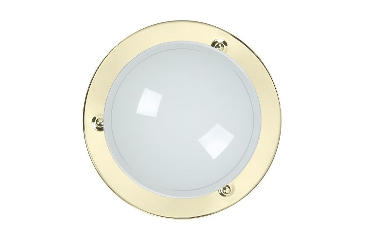 Ceiling light 1xE27/75W D30cm opal glass