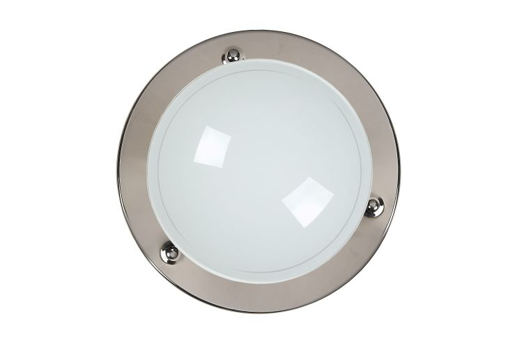 Ceiling Light 1xE27/75W R30cm opal glass