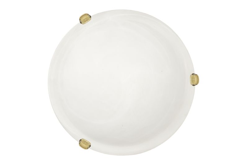 Ceiling Light D30cm Alabaster glass E27/