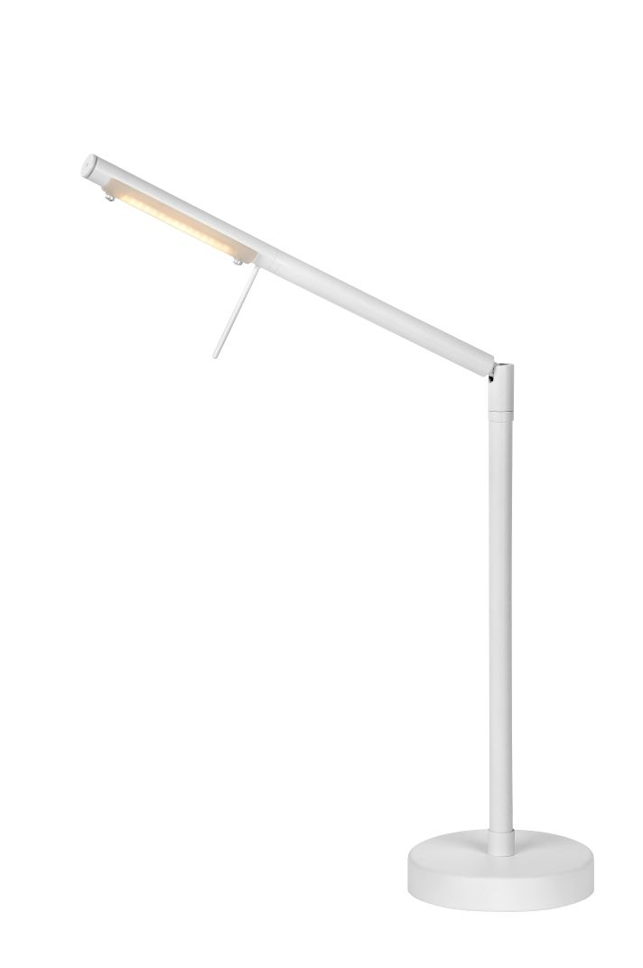 BERGAMO-LED Desk Lamp 6W 3000K 400LM Whi