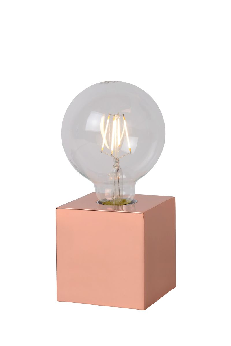 CUBIDO Table Lamp E27/5W incl H19 D9.5cm