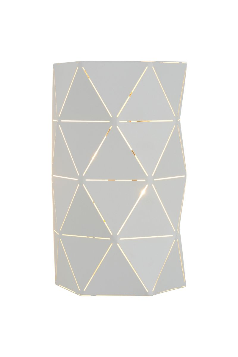OTONA Wall Light 2xE14/40W L15 H20cm White