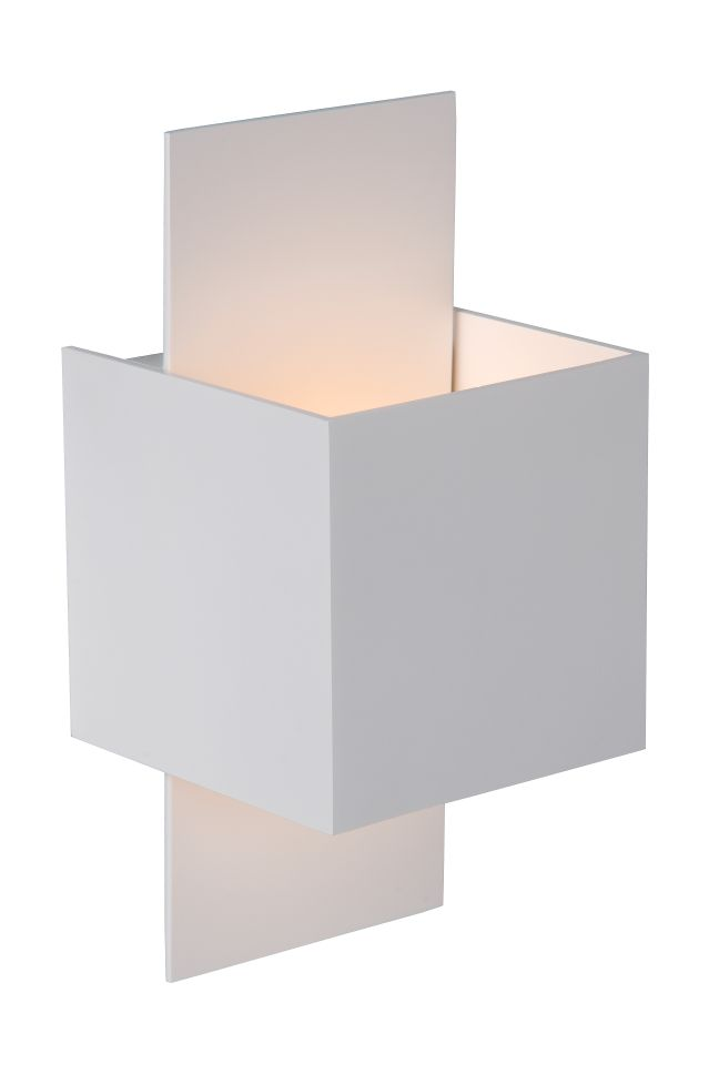 CUBO Wall light 1xG9/40W in White/out Wh (23208/31/31)