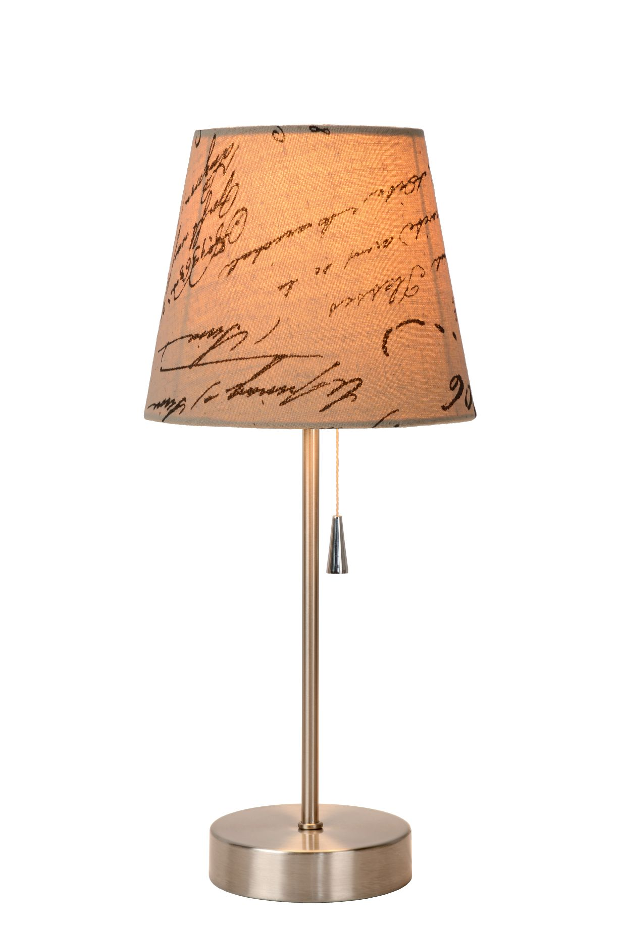 YOKO Table lamp E27 H40.5 Shade 12/18/15Text print