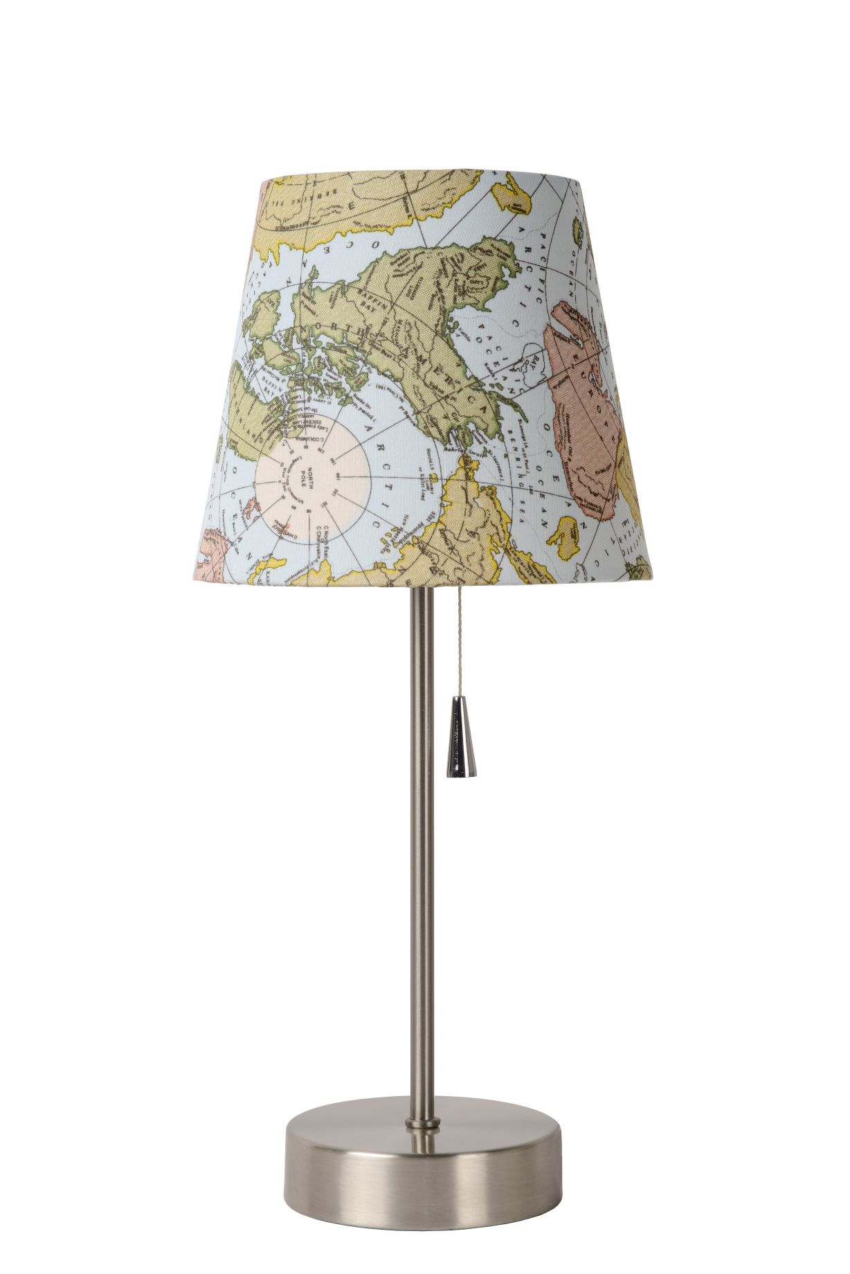 YOKO Table lamp E27 H40.5 Shade 12/18/15 World map