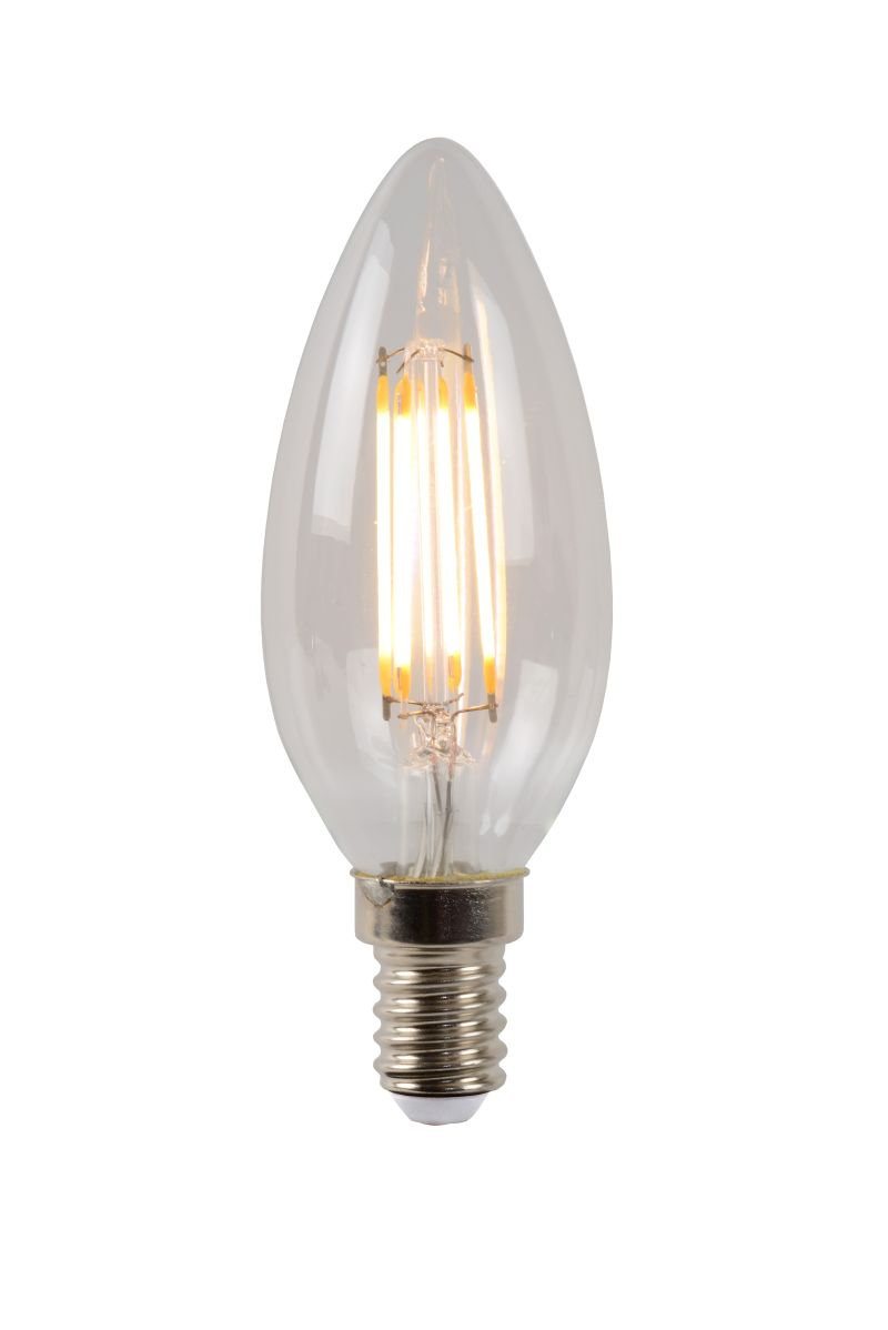 Bulb C37 Filament Dimmable E14 4W 320LM (49023/04/60)