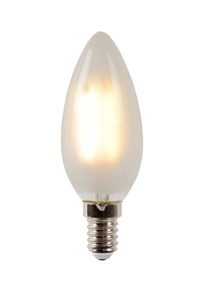Bulb C37 Filament Dimmable E14 4W 280LM (49023/04/67)