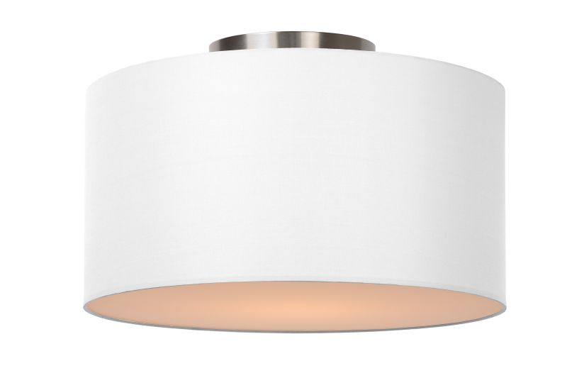 CORAL Ceiling Light E27 D35 H20cm White (61113/35/31)