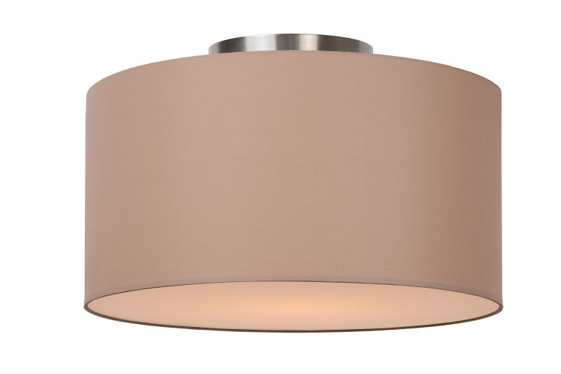 CORAL Ceiling Light E27 D35 H20cm Brown (61113/35/41)