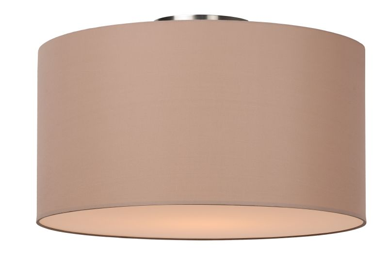 CORAL Ceiling Light E27 D45 H25cm Brown (61113/45/41)