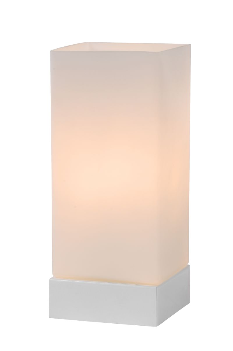 COLOUR-TOUCH Table Lamp E14/40W 10,5/10,5/24cm W