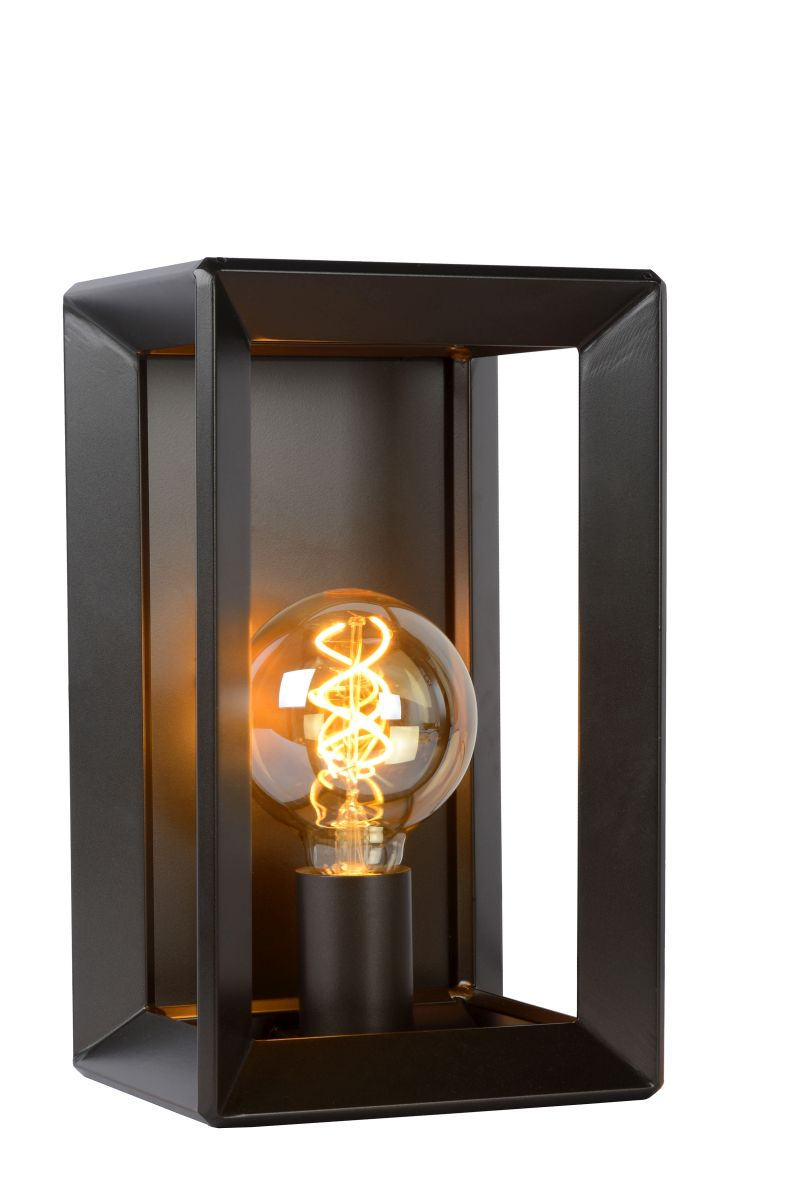 THOR Wall Light E27 L18 W51 H30cm Iron Grey (73202/01/15)