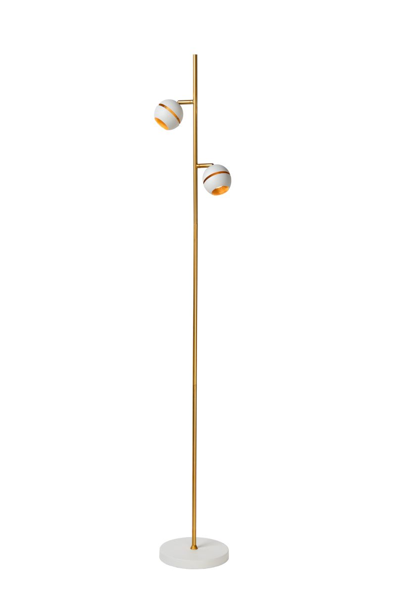 BINARI Floor lamp LED 2x 5W 2700K  H155c