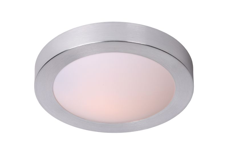 FRESH Ceiling Light IP44 1xE27 D27cm Bru